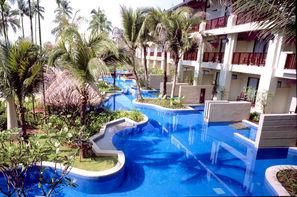 Thailande - Phuket, Hôtel Apsara Beachfront Resort & Villa