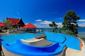 Thailande-Phuket, Hôtel Aquamarine Resort