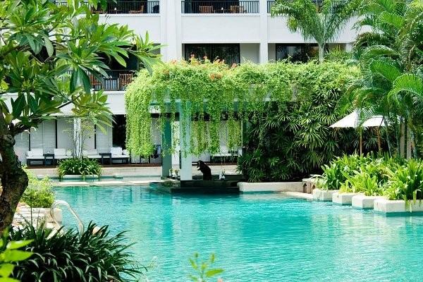 H tel banthai beach resort spa phuket thailande partir for Hotel bangkok piscine pas cher