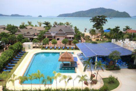 Best Club Chalong Beach Hotel & Spa 3* - PHUKET - THAÏLANDE