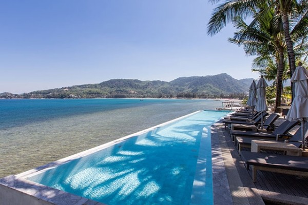 h tel cape sienna hotel villas kamala thailande partir