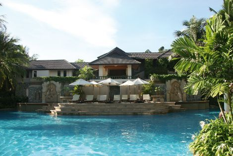 Diamond Cliff 5* - PHUKET - THAÏLANDE