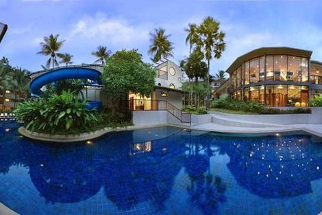 Hôtel Double Tree Resort by Hilton Phuket 4* sup - PHUKET - THAÏLANDE
