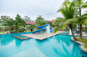 Thailande-Phuket, Hôtel Emerald Khao Lak Beach Resort & Spa
