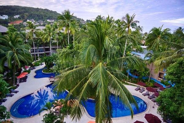 Piscine - Hôtel Fram Expériences Novotel Phuket Surin Beach Resort 4*