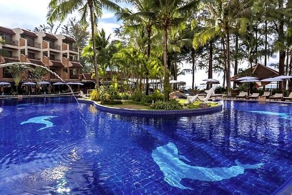 Piscine - Club Jet Tours Phuket 4*