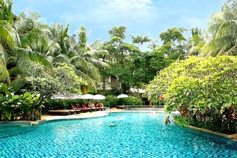 Hôtel Kata Palm Beach Resort 4* - PHUKET - THAÏLANDE