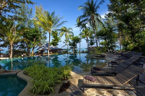Piscine - Hôtel Moracea Resort Khao Lak 4* sup