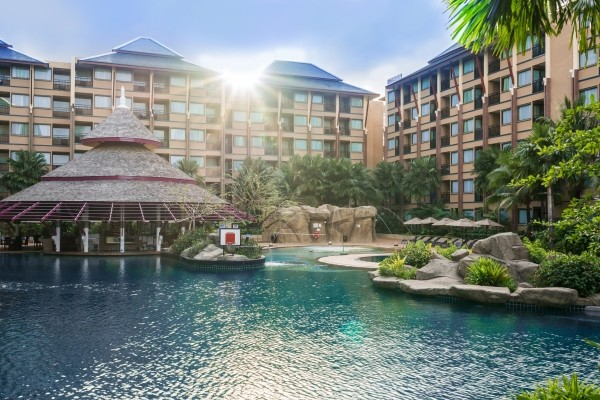 Hotel Pas Cher A Phuket Patong