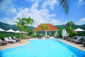 Thailande-Phuket, Hôtel Old Phuket Karon