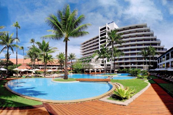 Piscine - Hôtel Patong Beach Hotel 4*