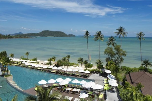 Piscine - Pullman Phuket Panwa Beach Resort (ex Radisson Blu Plaza Resort Phuket Panwa Beach) 5*