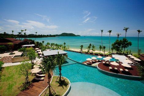 Radisson Plaza Resort Phuket 5* - PHUKET - THAÏLANDE