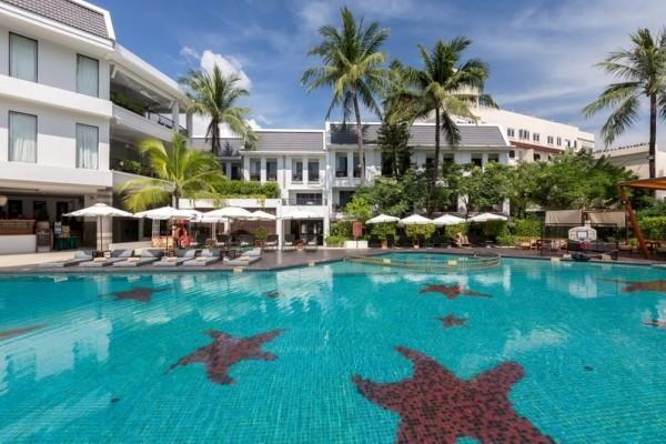 Piscine - Sawaddi Patong Resort & Spa 4*