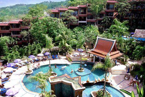Serene Resort Phuket 3* - PHUKET - THAÏLANDE