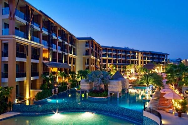 Vue panoramique - Rawai Palm Beach Resort 4*