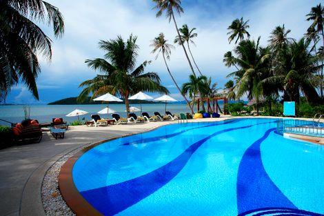 Hôtel Centra Coconut Resort Samui 3* sup - KO SAMUI - THAÏLANDE