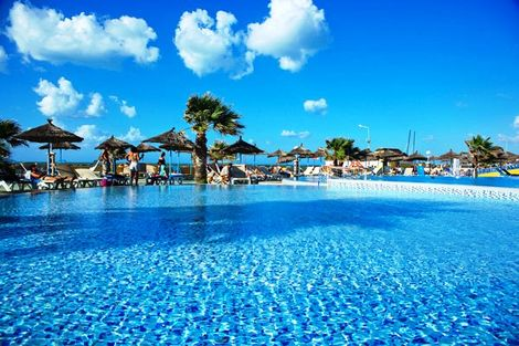 Hôtel Lookea Beach Azur 3* - BORJ CEDRIA - TUNISIE
