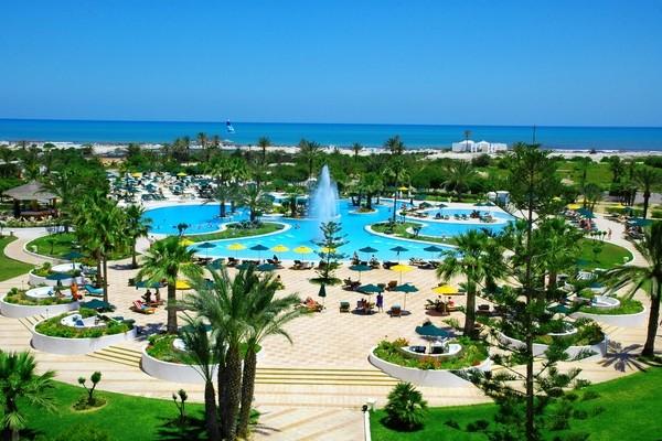 (fictif) - Hôtel Djerba Plaza Thalasso & Spa 4*