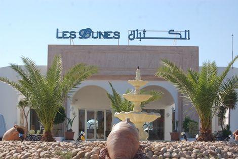 Les Dunes 3* - DJERBA - TUNISIE