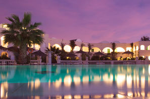 Tunisie-Djerba,Hôtel Prix Sympa Miramar Petit Palais 3*
