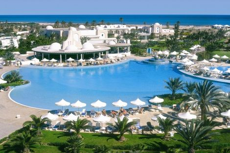 H tel riu palace royal garden 5 djerba tunisie avis sur for Salon 5 etoiles tunisie
