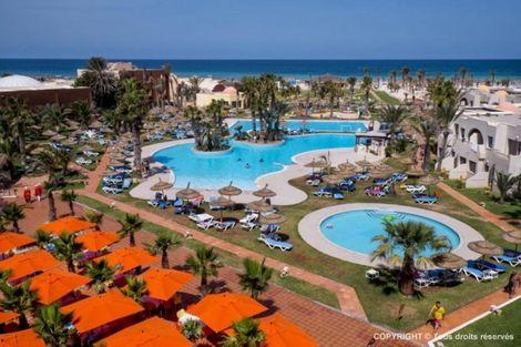 Welcome Meridiana 4* - DJERBA - TUNISIE