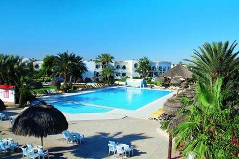 Hôtel Cédriana 3* - DJERBA - TUNISIE