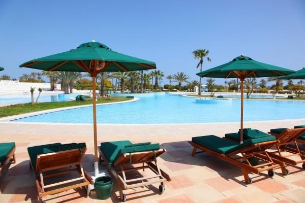 Piscine - Hôtel Djerba Plaza 4*