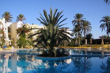 piscine - Eden Star Tunisie - Djerba