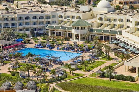 Eden Village Djerba Mare 4* - DJERBA - TUNISIE