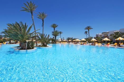 Hôtel Holiday Beach 4* - DJERBA - TUNISIE