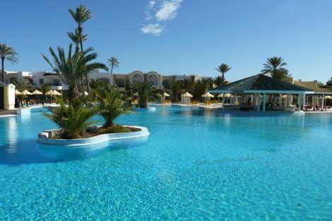 Piscine - Holiday Beach Tunisie - Djerba
