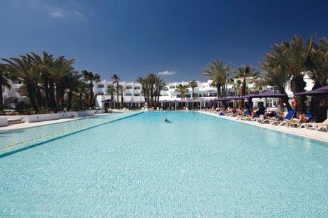 Hôtel Marmara Palm Beach Djerba 4* - DJERBA - TUNISIE