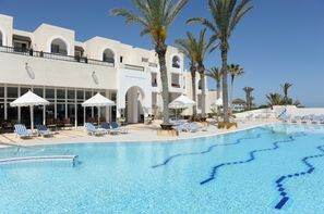 Tunisie - Djerba, Club Maxi Club Jazira Beach & Spa vue mer