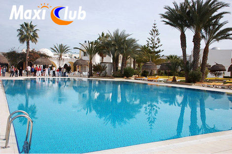 Maxi Club Sunny Djerba 3* - DJERBA - TUNISIE