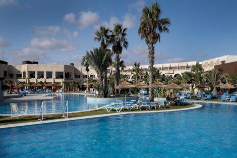 Hôtel Meridiana 4* - DJERBA - TUNISIE