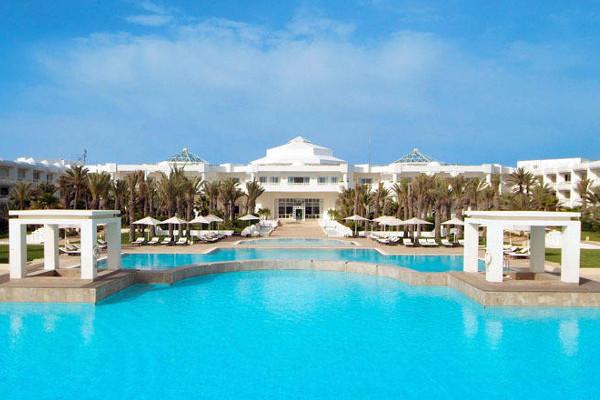 Piscine - Hôtel Radisson Blu Palace Resort & Thalasso 5*