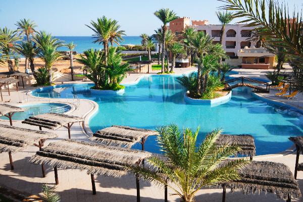Piscine - Hôtel Safira Palms 4*
