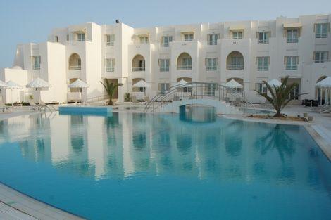 Télémaque Beach et Spa  4* - DJERBA - TUNISIE