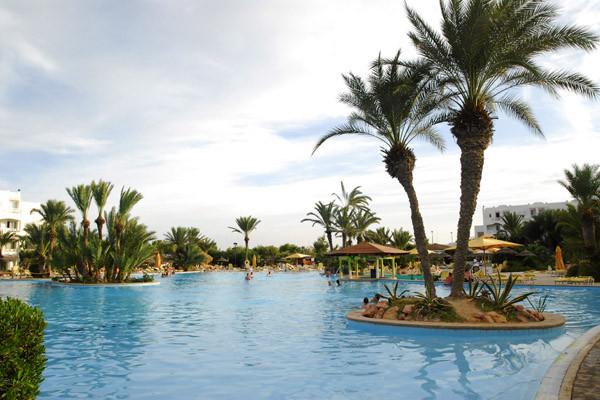 Piscine - Hôtel Vincci Djerba Resort 4*