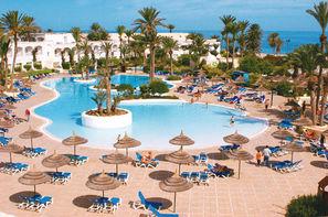 Tunisie - Djerba, Hôtel Zephir And Spa - Situé à Zarzis