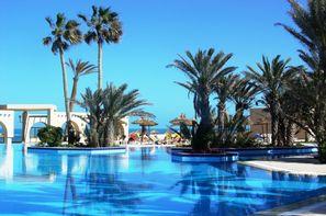 Tunisie - Djerba, Hôtel Zita Beach - Situé à Zarzis