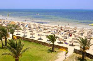 Tunisie-Djerba,Hôtel Diana Beach 3*
