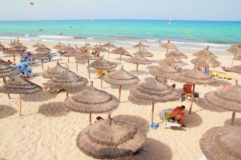 Plage - Joya Paradise Tunisie - Djerba