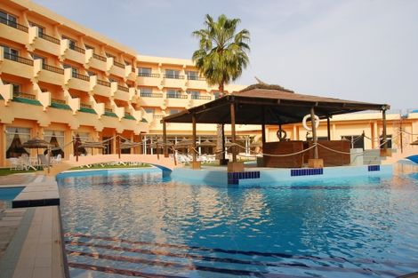 Hôtel Byblos 4* - HAMMAMET - TUNISIE