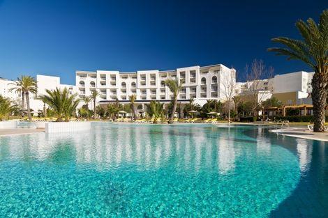 Hôtel Ibérostar Saphir Palace Hammamet 5* - HAMMAMET - TUNISIE