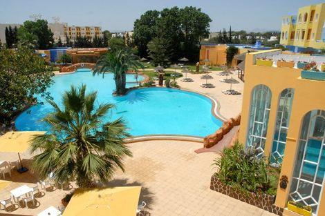Maxi Club Hammamet 3* - HAMMAMET - TUNISIE