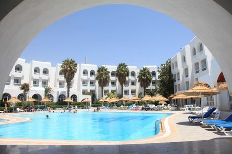 Hôtel Menara Hammamet 3* - HAMMAMET - TUNISIE