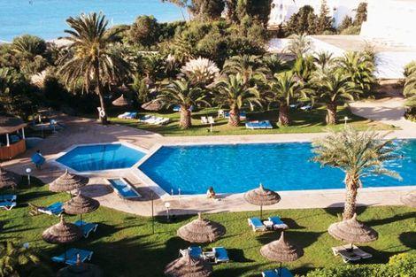 Hôtel Palm Beach Hammamet 4* - HAMMAMET - TUNISIE